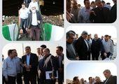خیابان های سی متری نیروی هوایی و امامت میزبان نمایش شهر بدون زباله