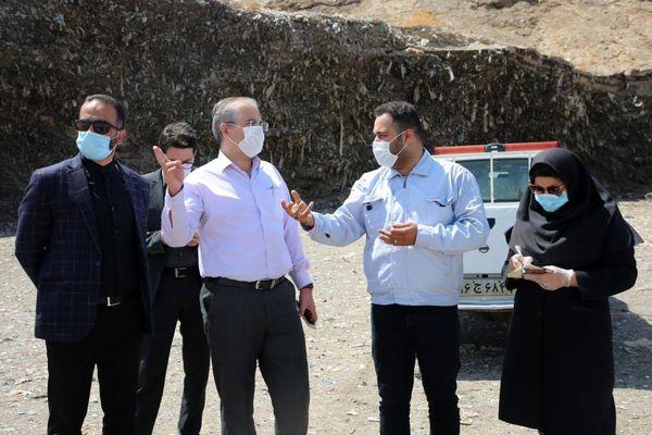 قرعه نخستین گشت پایش محیط زیست شهرداری تهران به نام؛ آرادکوه