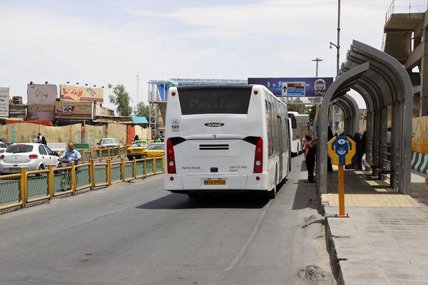 رینگ اتوبوس هسته مرکری شهر قم راهاندازی میشود