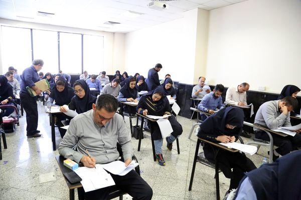 برگزاری آزمون تغییر وضعیت کارکنان ساعتی شرکت شهروند