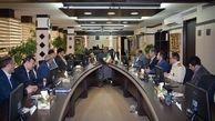 مراسم تجلیل از ایثارگران بانک قرض الحسنه مهر ایران برگزار شد