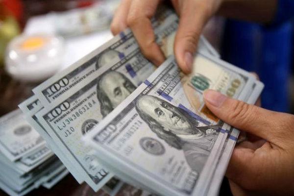 نرخ ارز آزاد در صرافی ملی