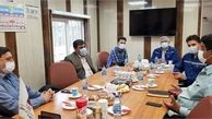 دیدار مسئولان دانشگاه علمی کاربردی استان خوزستان و شرکت فولاد خوزستان