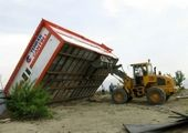 تخریب ۲۵ مورد ساخت و ساز غیرمجاز و آزادسازی ۱۰ هزار متر مربع از زمینهای کشاورزی