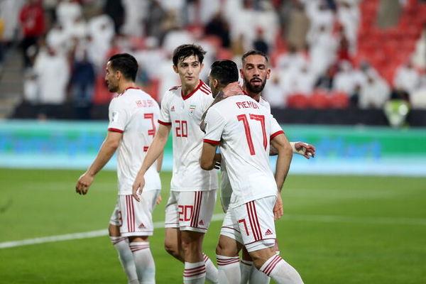 ایران، کره و ژاپن مدعیان قهرمانی جام ملت های آسیا