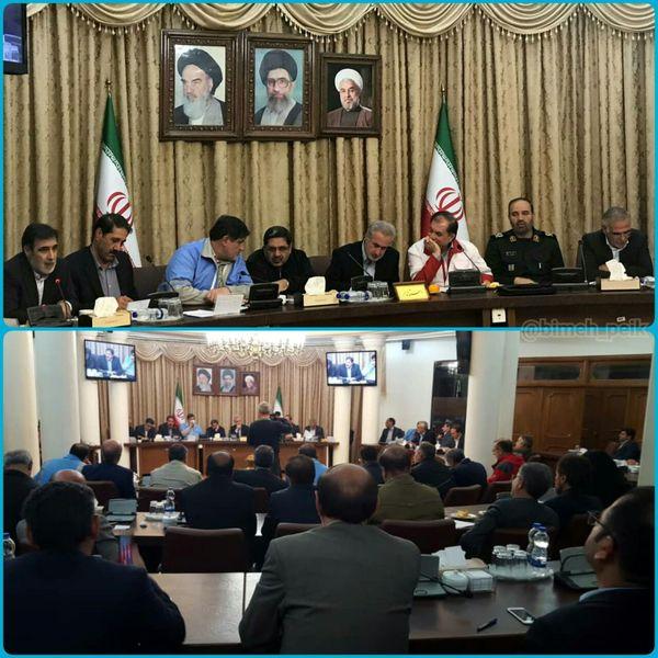 آمادگی بیمه ایران برای ارائه بسته بیمهای با پوشش زلزله