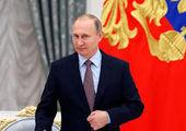 تصویری از پوتین که سوژه امروز فضای مجازی شد+عکس
