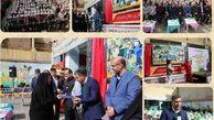 برپایی جشن کاپ و رونمایی از طرح «نقال شهر ما » در منطقه15