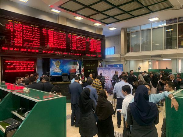 شکستن رکورد بازار سرمایه توسط هلدینگ خلیج فارس