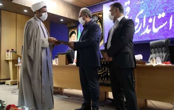 کسب رتبه برتر بنیاد شهید و امور ایثارگران استان قم در جشنواره شهید رجایی