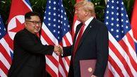 دیدار ترامپ و اون در منطقه مرزی دو کره