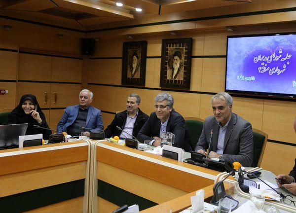 اولویت پروژه های شمال شرق تهران با رویکرد محله محوری