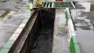 تمهیدات شهرداری منطقه چهار برای جلوگیری از آبگرفتگی های احتمالی