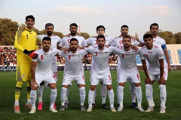 برنامه دیدارهای دوستانه تیم ملی فوتبال در اردوی مهرماه