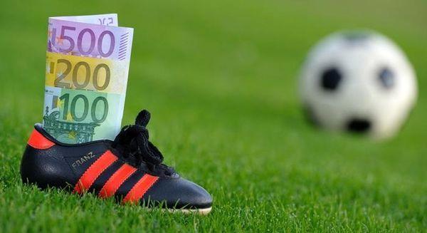 جزئیات شرطبندی فوتبالیست مشهور