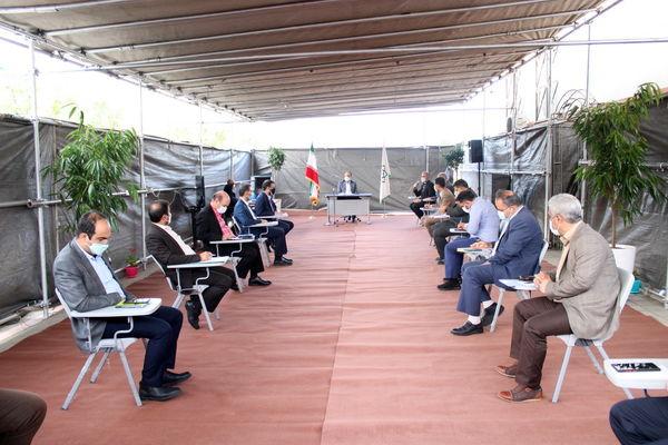 نخستین جلسه شورای معاونین و مدیران ارشد منطقه ۲۱ در سال جدید برگزار شد