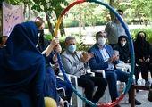 برگزاری رزمایش زیستی طرح شهید قاسم سلیمانی در جنوبشرق تهران
