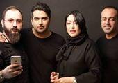 علاقه دیجی معروف خارجی به حمید هیراد+عکس