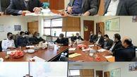 جلسه کارگروه تخصصی کمیسیون سلامت، محیط زیست و خدمات شهری شورای اسلامی شهر، با محوریت مباحث ایمنی و بهداشت