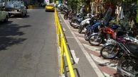 اجرای طرح پارکینگ مکانیزه و ساماندهی  موتورسیکلت