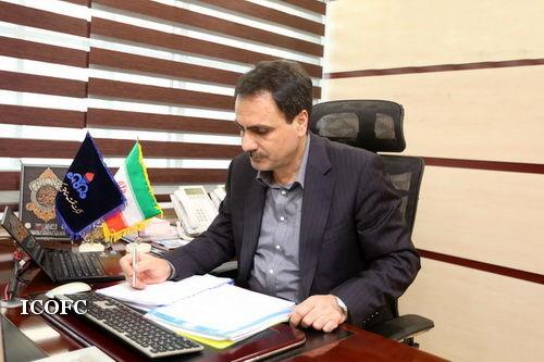 مدیرعامل شرکت نفت مناطق مرکزی ایران در پیامی آغاز هفته دولت و روز کارمند را تبریک گفت