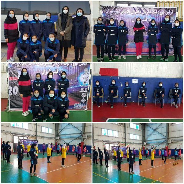 برگزاری مسابقات ورزشی محله های منطقه 15