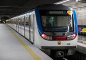 خدمات رسانی شرکت بهره برداری متروی تهران به تماشاگران دربی 92