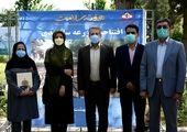 رزمایش بزرگ زیستی طرح شهید سلیمانی در منطقه ۱۵ کلید خورد