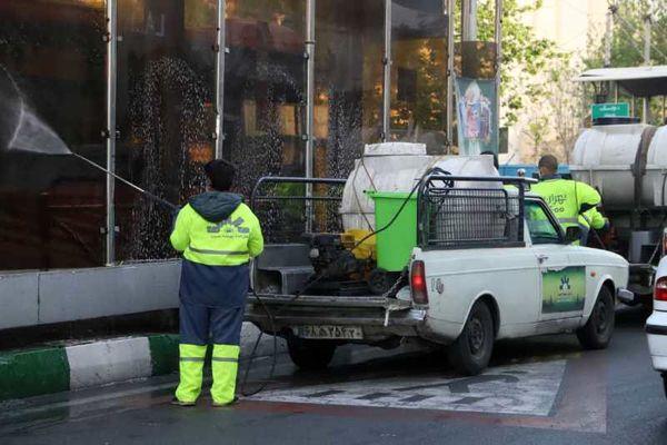 اجرای طرح پنجشنبه های نگهداشت شهر در منطقه 3