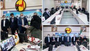 کسب رتبه های برتر کشوری توسط روابط عمومی شرکت آب و فاضلاب استان مرکزی