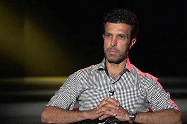 سیانکی گزارشگر بازی پرسپولیس - الدحیل