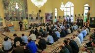 مراسم یادبود شهید سپهبد حاج قاسم سلیمانی در پتروشیمی جم برگزار شد