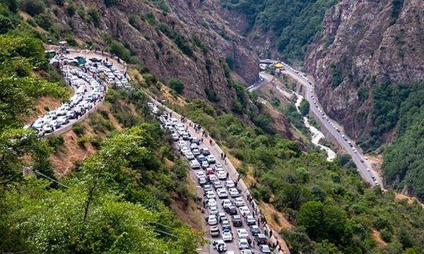 دستور دادستان کرج برای مسدود کردن جاده چالوس