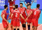ژاپن هم تسلیم والیبال ایران شد