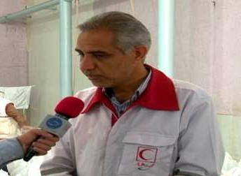 امدادرسانی هلالاحمر اصفهان به 625 حادثهدیده در ماه گذشته