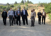 مگس روی بینی آقای وزیر هنگام سخنرانی! +عکس