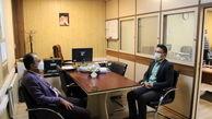 شهردار منطقه۲۱، ناظر میز پاسخگویی به شهروندان در معاونت های شهرسازی و مالی