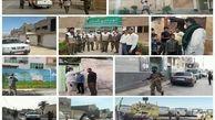 ارائه خدمات بهداشتی و فرهنگی توسط حوزه مقاومت بسیج شهید تندگویان