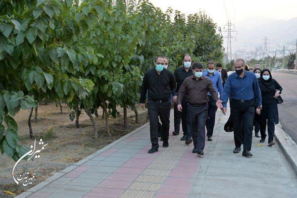 ۴۴ کیلومترمسیر دوچرخه سواری در شمال تهران احداث می شود