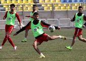 پزشک تیم پرسپولیس: بودیمیر بازی با سپیدرود را از دست داد
