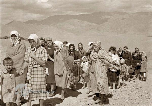 « فصل زندگی » مهاجرین لهستانی در ایران