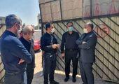 شهردار منطقه ۷ با مدیر عامل سازمان آتش نشانی و خدمات ایمنی شهرداری تهران دیدار کرد