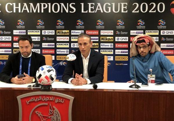 گلمحمدی: تغییراتی در ترکیبمان خواهیم داشت / بازی فردا برای ما مثل یک فینال است