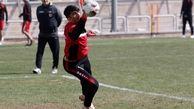 بیرانوند ضعیف ترین بازیکن پرسپولیس مقابل الاهلی+ عکس