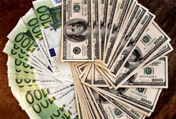 نرخ ارز در بازار