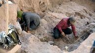 احتمال کشف مردنمکی دیگر در معدن چهرآباد +تصاویر