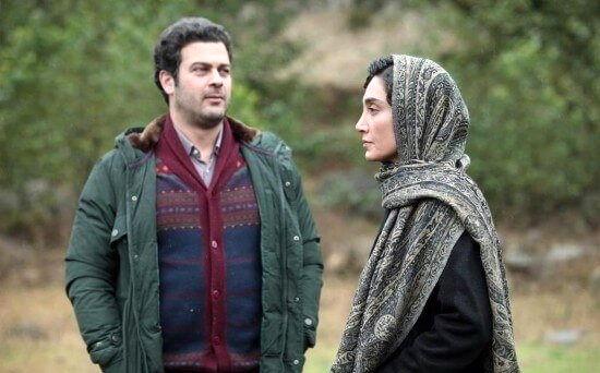 بیانیه هدیه تهرانی برای عدم حضور در یک مراسم+عکس