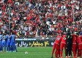 بیرانوند در دربی پایتخت محروم نیست