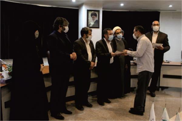 """برگزاری مراسم تجلیل از """"خادمین نماز""""، """"امر به معروف و نهی از منکر""""و """"عفاف و حجاب"""""""