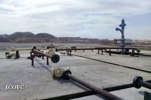 عملیات حفاری و تکمیل چاه ۴۴ دهلران به اتمام رسید
